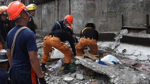 Phillippines: 93 người thiệt mạng do động đất - 7
