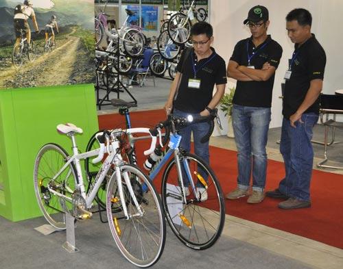Triển lãm quốc tế xe hai bánh sắp khai màn tại Việt Nam - 2