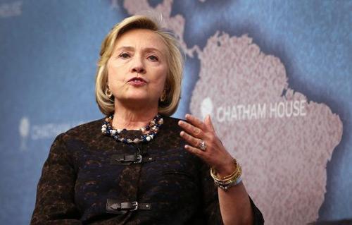 Hillary Clinton bị phạt vì đỗ xe trái phép - 3