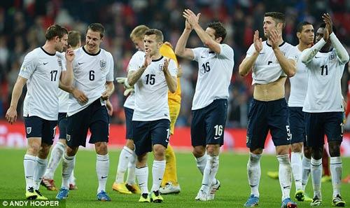 """Xem Ảnh đọc báo tin tức ĐT Anh: """"Sư tử đầu đàn"""" Rooney - Bóng đá - Tin tức 24h và truyện phim nhạc xổ số bóng đá xem bói tử vi 1 dt anh"""