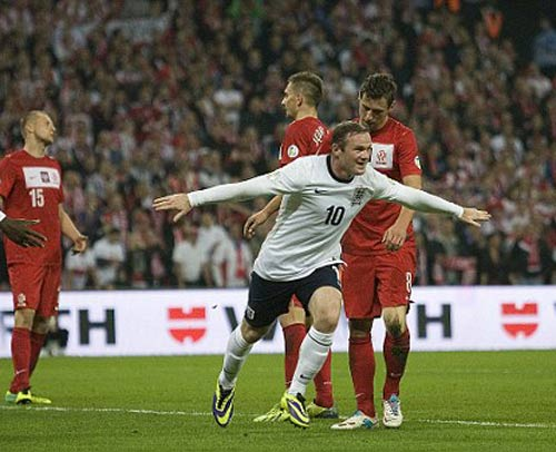 """Xem Ảnh đọc báo tin tức ĐT Anh: """"Sư tử đầu đàn"""" Rooney - Bóng đá - Tin tức 24h và truyện phim nhạc xổ số bóng đá xem bói tử vi 2 doi tuyen anh"""