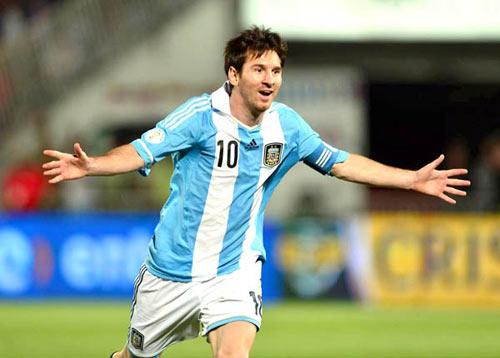QBV: CR7, Ribery thất thế trước Messi - 3