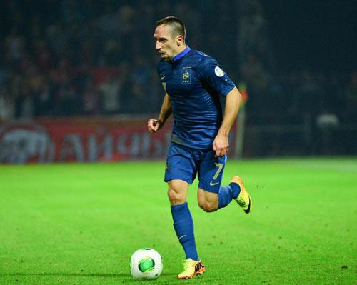 QBV: CR7, Ribery thất thế trước Messi - 2