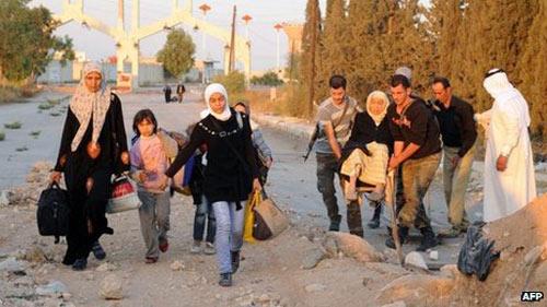 Syria: Dân đạo Hồi ở chiến địa được ăn thịt chó - 2