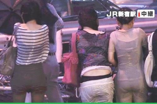 """Phụ nữ Nhật bị lợi dụng """"điểm nhạy cảm"""" - 10"""