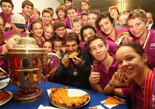 Swiss Indoors: Nơi sinh tử của Federer - 2