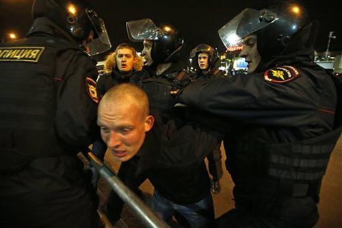 Nhà ngoại giao Hà Lan bị đánh trả thù ở Nga - 1