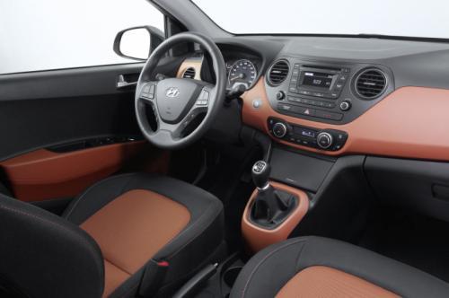 Hyundai i10 2014 cỡ nhỏ sắp về Việt Nam - 14