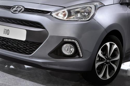 Hyundai i10 2014 cỡ nhỏ sắp về Việt Nam - 15