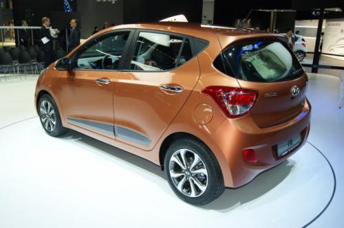 Hyundai i10 2014 cỡ nhỏ sắp về Việt Nam - 5