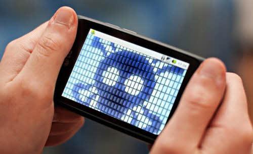 80% smartphone kém an toàn - 1