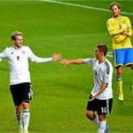 Bóng đá - Thụy Điển - Đức: Cống hiến hết mình