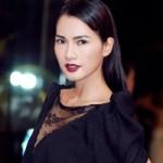Thời trang - Anh Thư rườm rà với váy đen