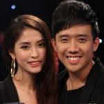 Phim - Trấn Thành công khai bạn gái trên truyền hình