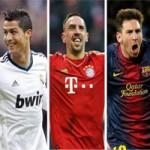 Bóng đá - QBV: CR7, Ribery thất thế trước Messi