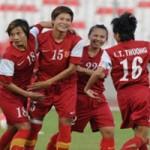 Bóng đá - Chạnh lòng các tuyển thủ nữ