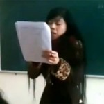 Bạn trẻ - Cuộc sống - Cô giáo hát rap tặng sinh viên