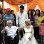 Tin tức trong ngày - Paraguay: Chú rể 103 tuổi kết hôn cô dâu 99 tuổi