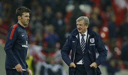 Góc nhìn: ĐT Anh cần Carrick hơn Lampard - 1