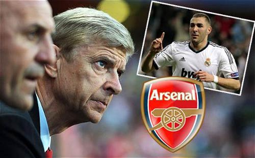 """Arsenal mua """"số 9"""": Đừng nói hãy làm! - 2"""