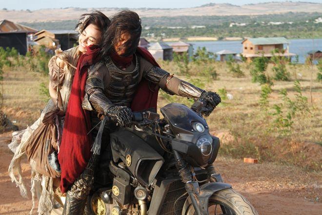 Những chiếc xế độc trong phim Việt - 2