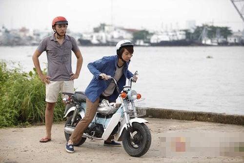 Những chiếc xế độc trong phim Việt - 9