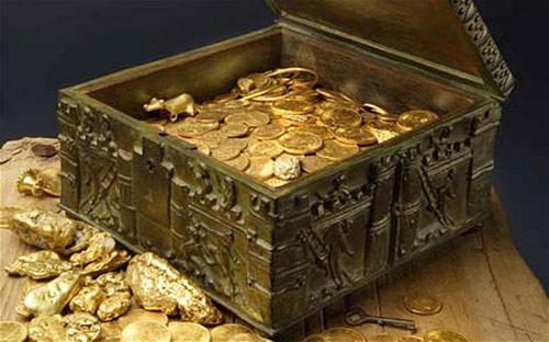 """Ấn Độ: Đào tìm 1000 tấn vàng từ lời """"thánh nhân"""" - 2"""