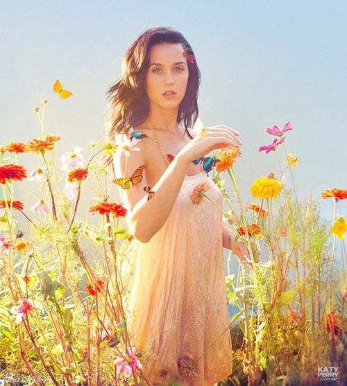 Katy Perry hóa nàng tiên bướm xinh đẹp - 2