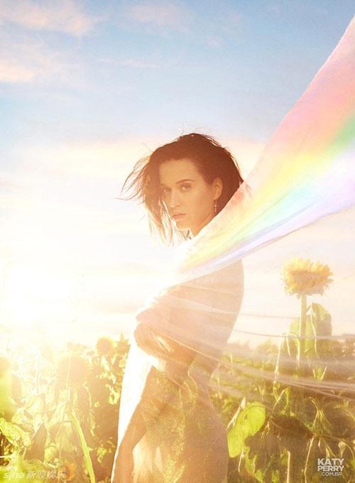Katy Perry hóa nàng tiên bướm xinh đẹp - 3