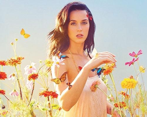 Katy Perry hóa nàng tiên bướm xinh đẹp - 4