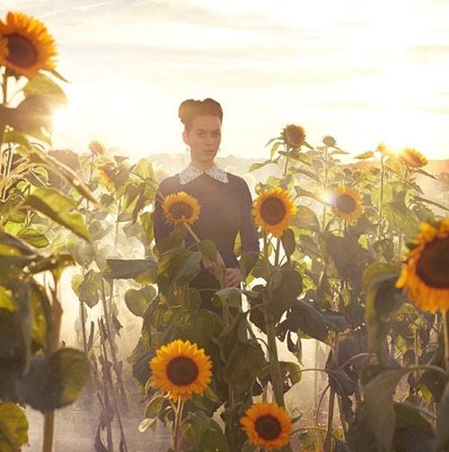 Katy Perry hóa nàng tiên bướm xinh đẹp - 6