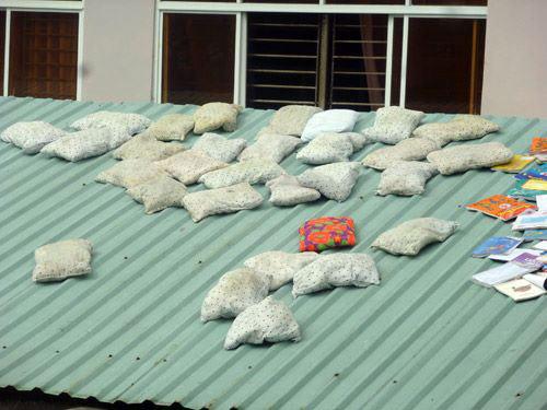 Đà Nẵng: Nhiều trường tan hoang sau bão số 11 - 9