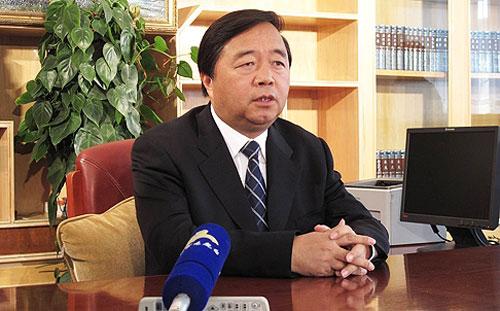 TQ: Thị trưởng Nam Kinh bị điều tra tham nhũng - 1