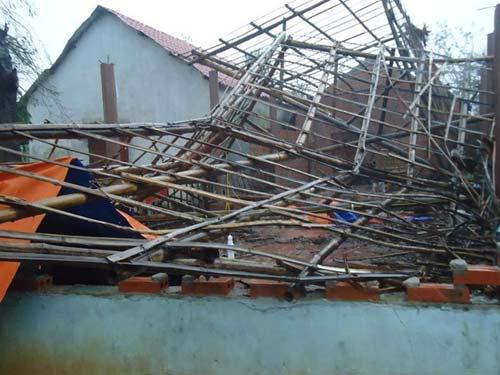 Trận lốc xoáy kinh hoàng qua lời kể nạn nhân - 2