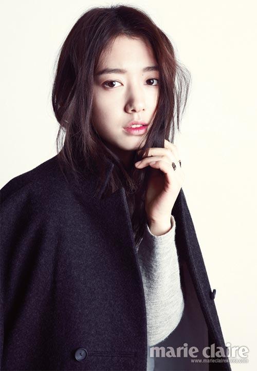 Trang điểm trong suốt như Park Shin Hye - 1