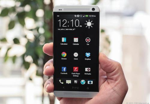 """HTC One ẵm giải """"Điện thoại của năm"""" - 1"""