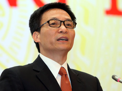 Đề nghị phê chuẩn hai Phó Thủ tướng mới - 1