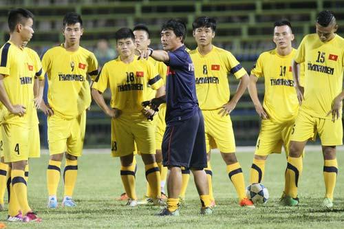 Dự kiến kỷ luật một số tuyển thủ U21 VN - 1