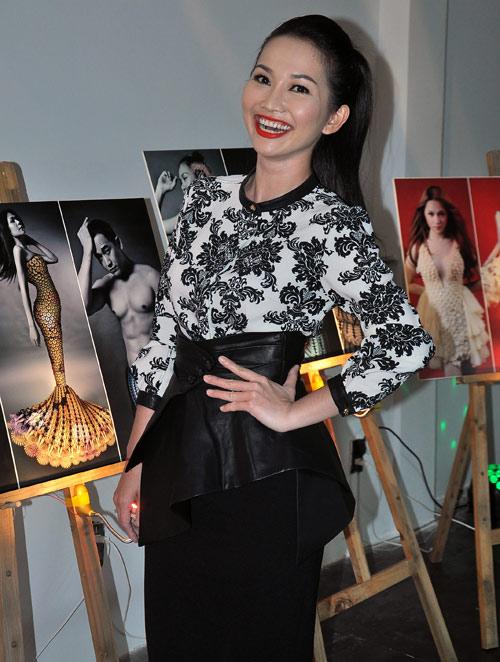 Kim Hiền mặc váy kết từ nghìn bao cao su - 4