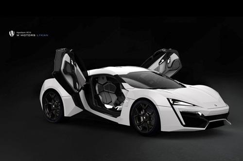 Ả-rập sắp tung siêu xe 3,4 triệu đô - 1