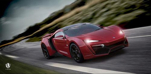 Ả-rập sắp tung siêu xe 3,4 triệu đô - 2