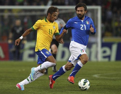 Hạt giống World Cup 2014: FIFA gây bão - 2