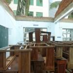 Giáo dục - du học - Đà Nẵng: Nhiều trường tan hoang sau bão số 11