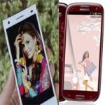 Thời trang Hi-tech - Top smartphone cho phái đẹp ngày 20/10