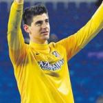 Bóng đá - Barca duyệt chi mua Courtois thay Valdes