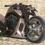 """Ô tô - Xe máy - Harley-Davidson V-Rod """"độ"""" cực ngầu"""