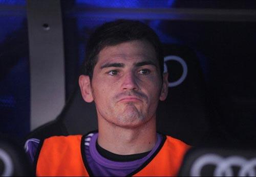 Casillas công khai khả năng rời Real - 1