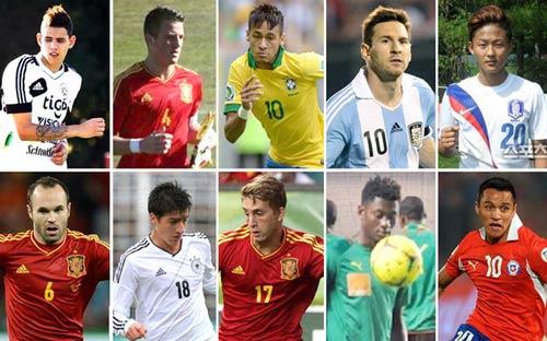 """Barca: Đội bóng """"quốc tế"""" - 1"""