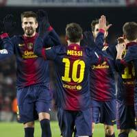 """Barca: Đội bóng """"quốc tế"""""""