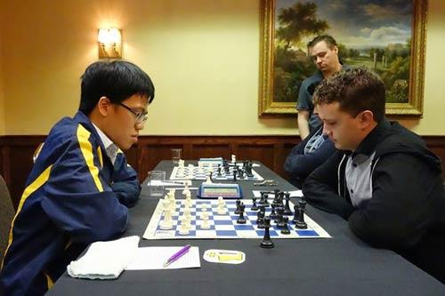 Lê Quang Liêm tiếp mạch thắng tại Spice Cup - 1